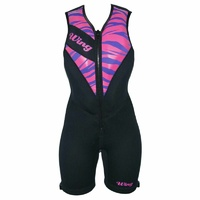 Divine Buoyancy Suit - Pink Zebra