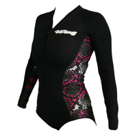 2016 Wing Ladies Cut Back Spring Suit