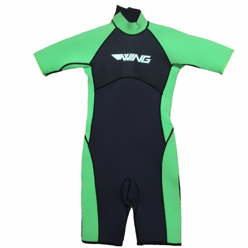 Jnr Pro Spring Suit - GREEN - 14