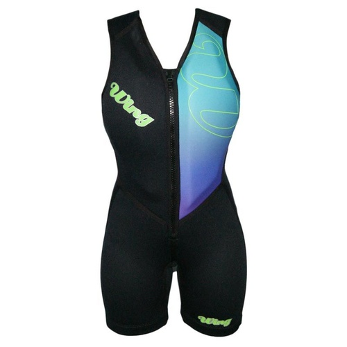 2015 Wing Ariel Buoyancy Suit - GREEN - L8