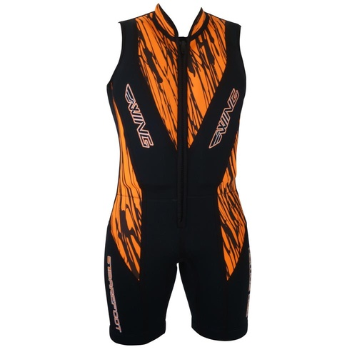 Pro Barefoot Suit (S-Less) - Orange - S