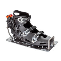 Reflex Slalom Shell - Complete Front Binding
